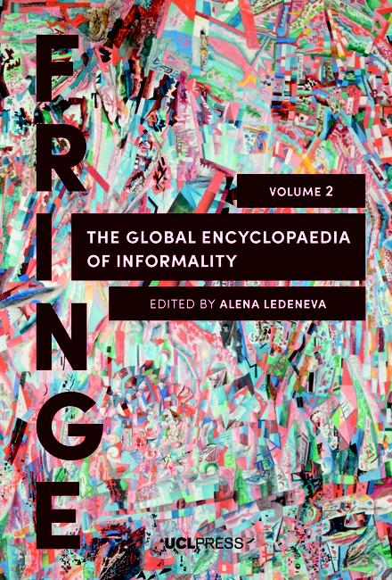 Global Encyclopaedia of Informality book cover