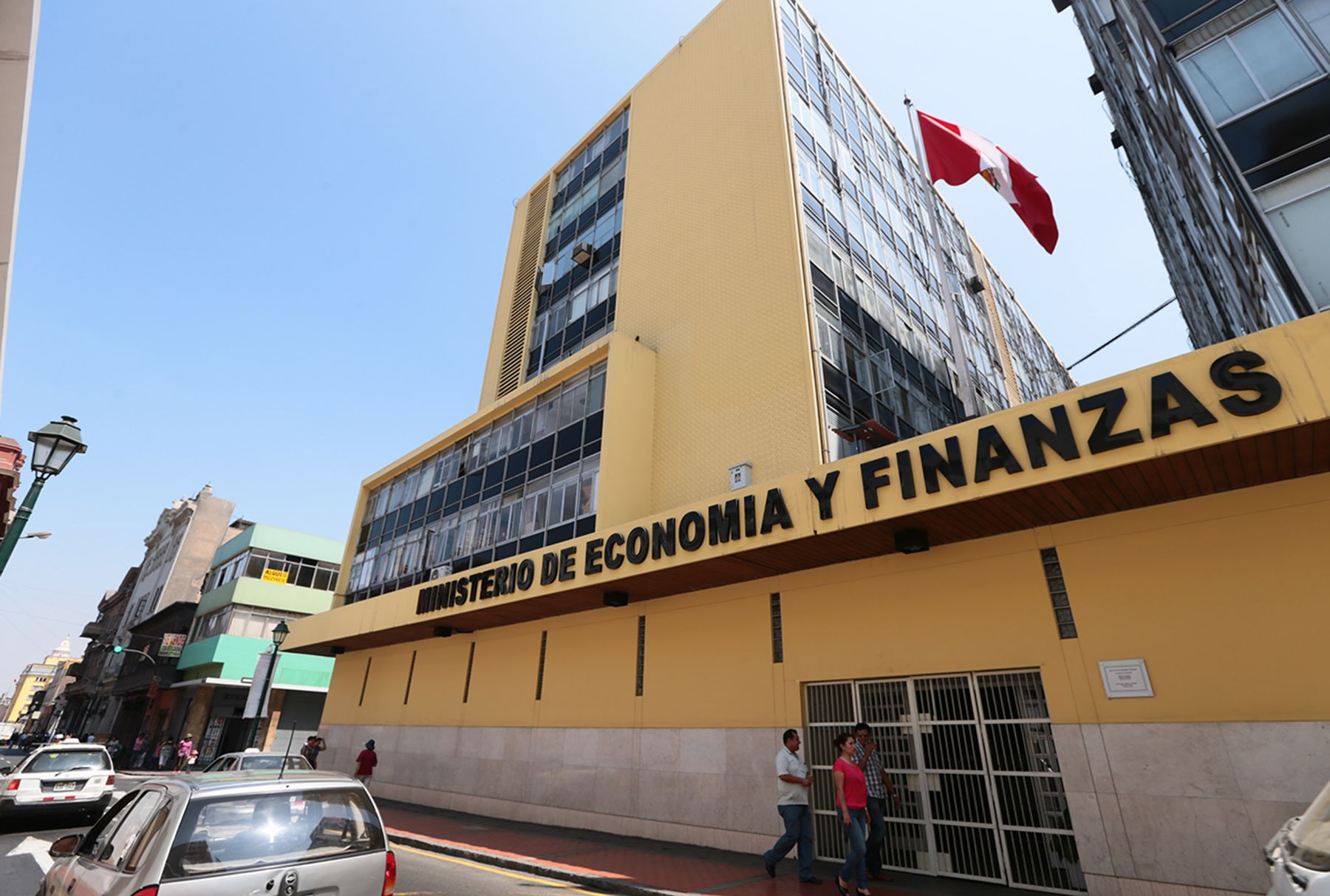 Peruvian Ministry of Economy and Finances