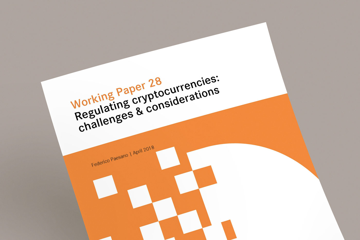 Cryptocurrency paper