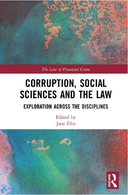 Corruption Social Sciences and the Law cover