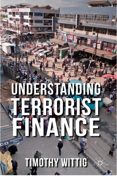 Understanding Terrorist Finance book cover