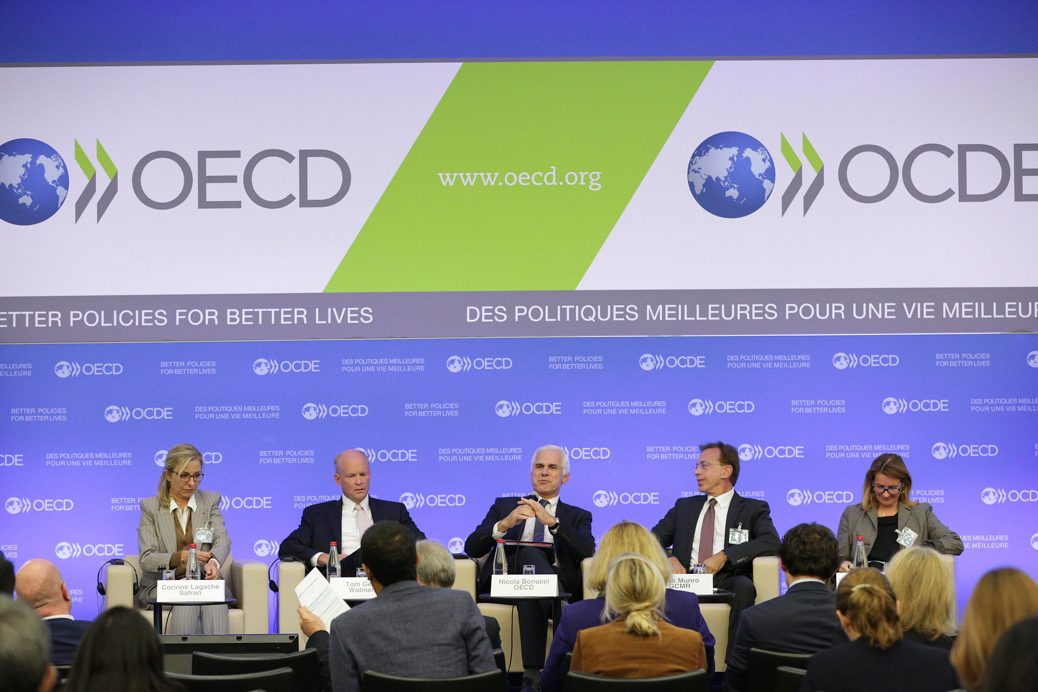 OECD Trust in Business Forum 2019