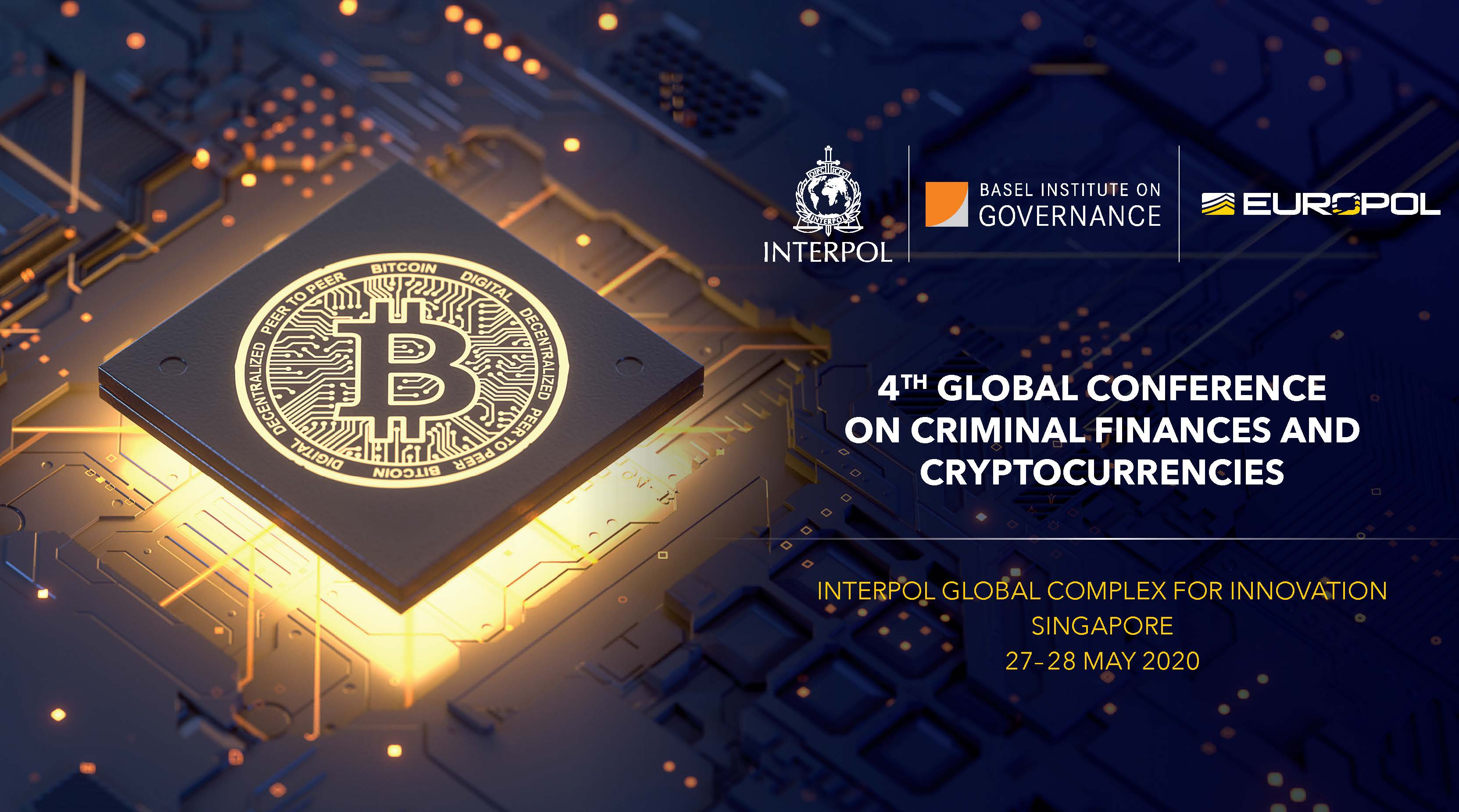 4th Global Conference on Criminal Finances and Cryptocurrencies flyer