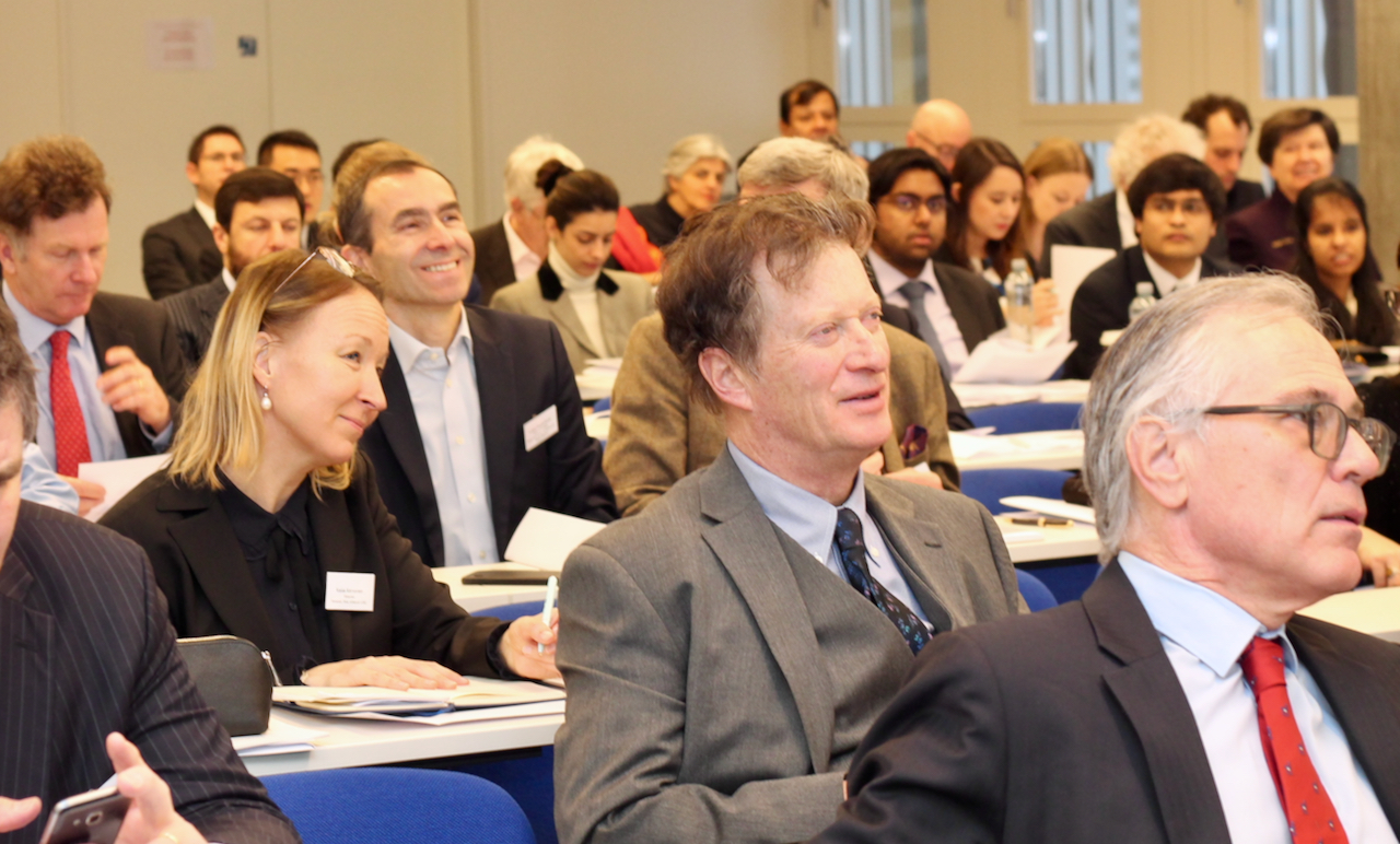 Arbitration and Crime conference 2020 - audience