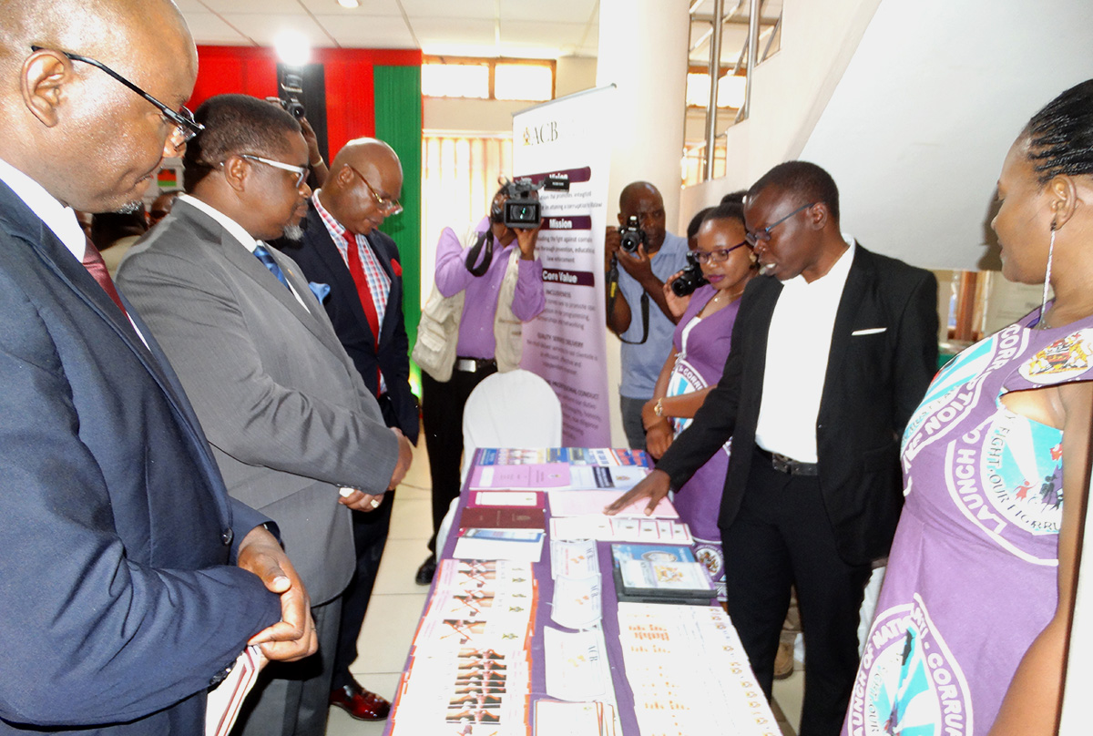Malawi NACS launch event