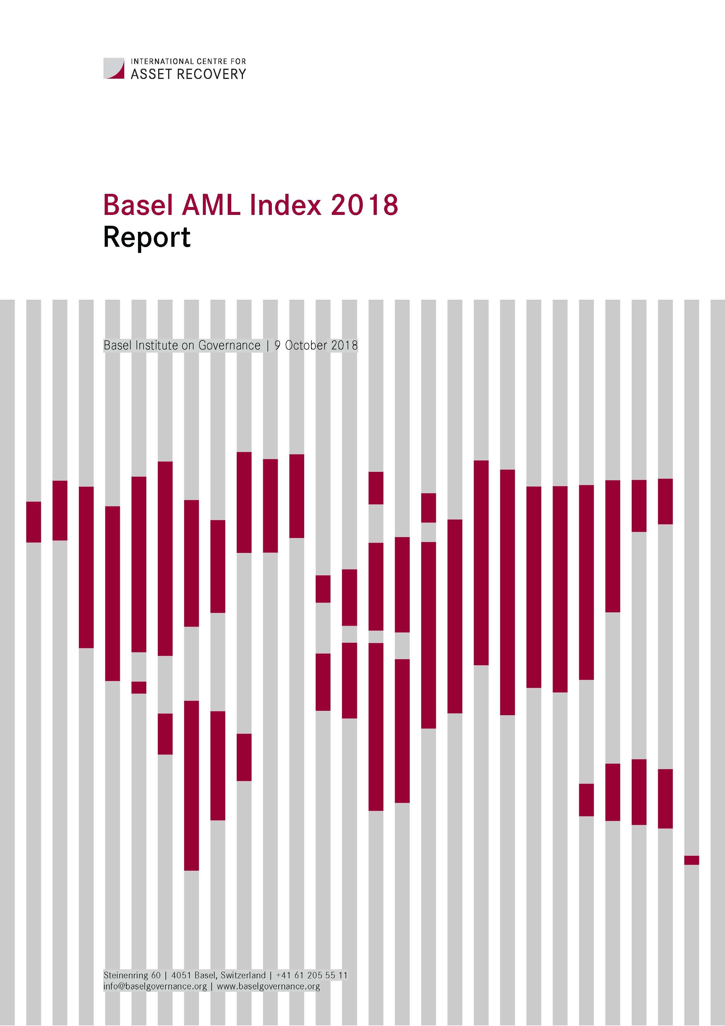 Basel AML Index 2018 Report