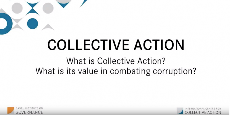 Collective Action video 1 screenshot